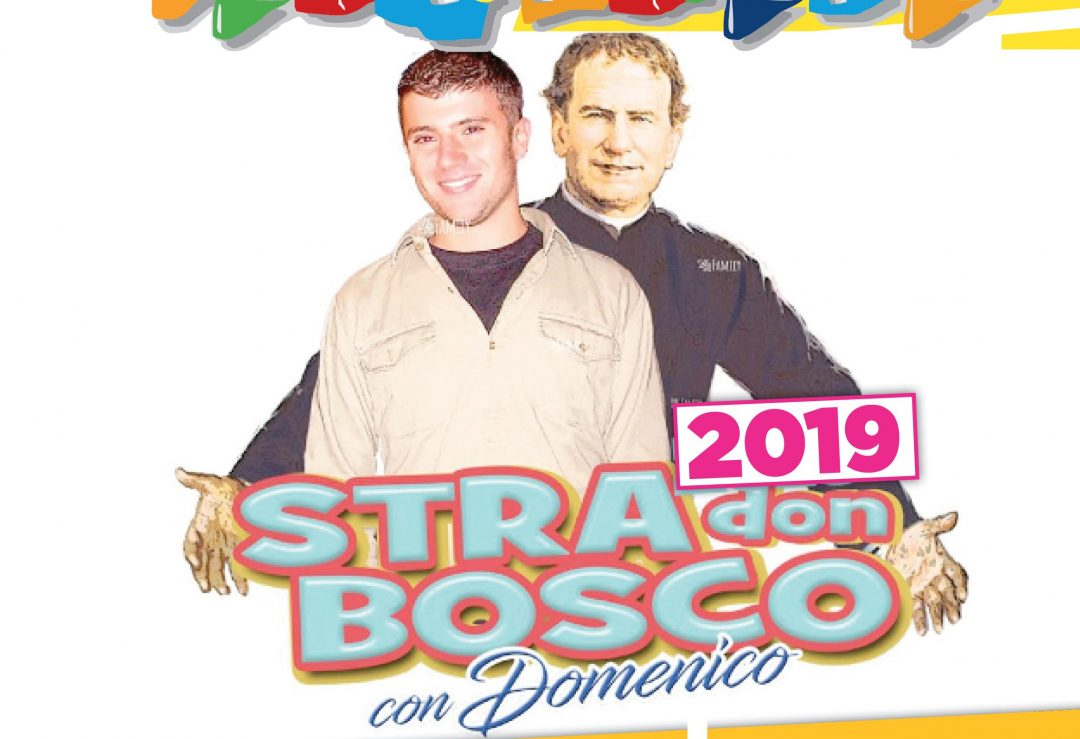 Stra Don Bosco con Domenico